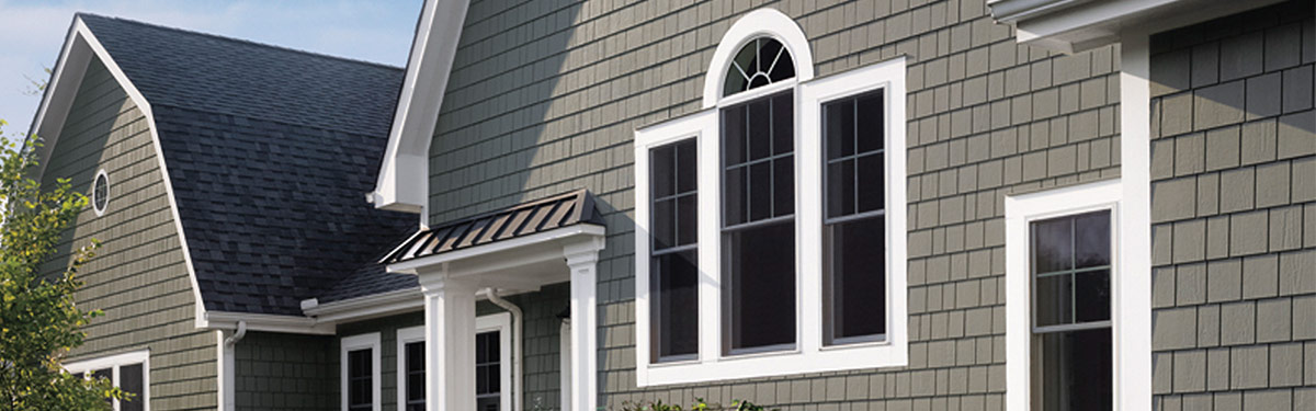 Roofing & Siding - Power's Castle Building Supplies